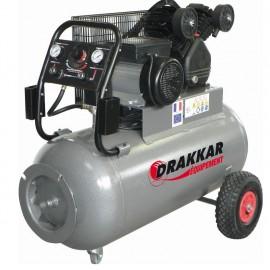Compresseur 300  litres, 3 CV, 230V