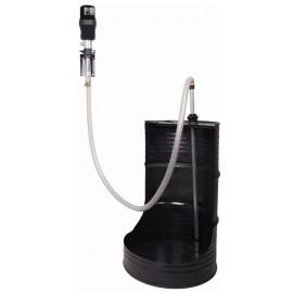 Pompe à huile pneumatique allongeable pour citerne 18 l/min