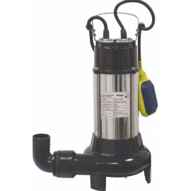 pompe immergée automatique avec couteau 270 et 515 l/m