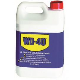 Dégrippant bidon de 5 L WD40