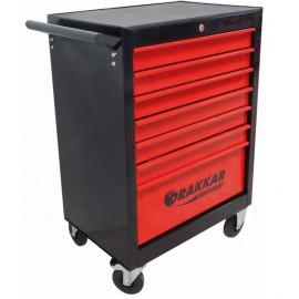 Servante d'atelier 7 tiroirs charge maxi 250 kg