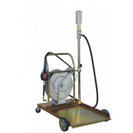 ensemble pneumatique huile 180-220 kg