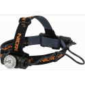 Torche frontale 1 LED rechargeable