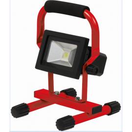 Projecteur LED rechargeable, portable
