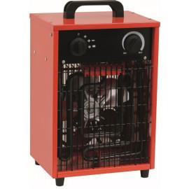 Chauffage aérotherme électrique mono puissance 1420-2840 Kcal/h