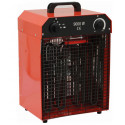 Chauffage aérotherme électrique TRI 400V
