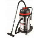 Aspirateur eaux et poussières cuve INOX capacité 50 litres