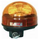 Gyrophare halogène gamme ELLIPSE 12/24V SACEX