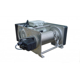 TREUIL ÉLECTRIQUE INOX HUCHEZ de levage ou traction de 250 à 990 kg