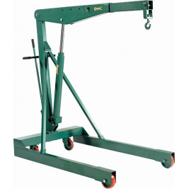 gru d'atelier fixe 1500 kg