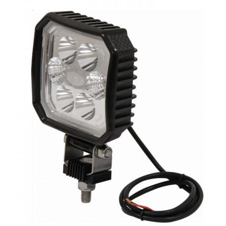 Phare de travail LED en carbone