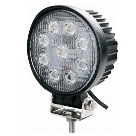 Phare de travail 9 LED 10W