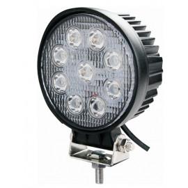 Phare de travail 9 LED 10W