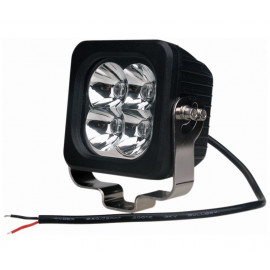 Phare de travail 4 LED 40W 2800 lumens