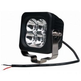 Phare de travail 4 LED 40W 2800 lumens