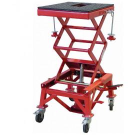 Table élévatrice hydraulique moto