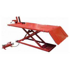 Table élévatrice pour 2 et 4 roues capacité 680 kg