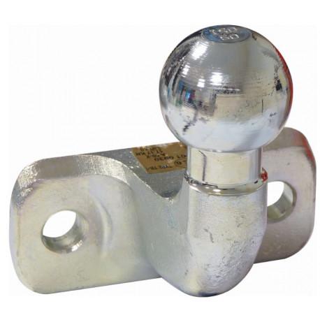 Rotule col de cygne 3.5 tonnes boule Diamètre 50 mm