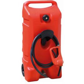 Caddy ravitailleur essence et gasoil 53 litres