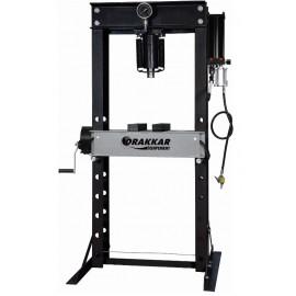 Presse d'atelier manuelle et pneumatique 40 tonnes
