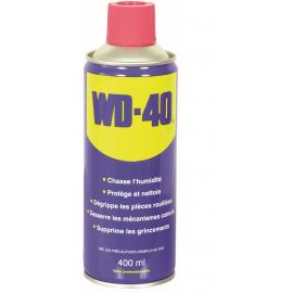 Dégrippant WD 40 aérosol 400 ml