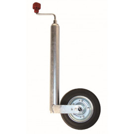 Roue Jockey  réglable charge maxi 150 kg
