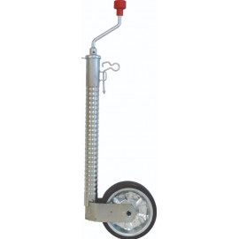Roue Jockey anti décrochage charge maxi 300 kg