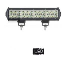LEDS Rampe de travail rectangulaire - 10/30 Volts - IP67  L 166 x H 79 x Ep 63 mm
