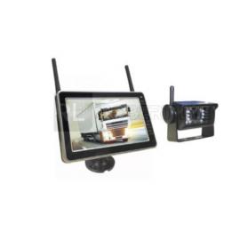 Kit de rétrovision sans fil avec 1 écran 7 pouces et 1 caméra