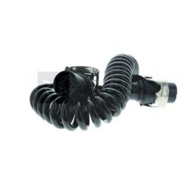Cordon Helycord® EBS 7 pôles - 12 Volts pour ensembles routiers et agricoles avec remorques 12V équipées EBS