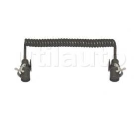 Cordons extensibles pour camions et remorques de plus de 3.5T - ABS 5 pôles et EBS 7 pôles HELYCORD®