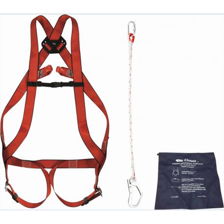 kit anti-chute spécial échafaudage et nacelle- 2 points