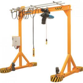 Portique de levage motorisé de 1 à 6.3 tonnes