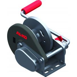 Treuil freiné avec enrouleur automatique