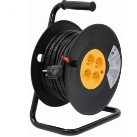 Enrouleur électrique 4 prises /40 m