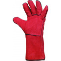 Paire de gants soudeur