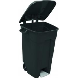 Conteneur de jardin capacité 120 litres avec pédale