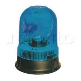 Gyrophare rotatif orange ou bleu à poser 12/24V