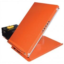 Table élévatrice électrique inclinable (max 48°) 750 kg