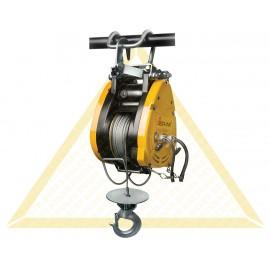 Treuil électrique de levage de chantier CW 220V de 160 à 500 kg