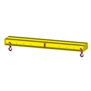 Palonnier réglable suspension par axe central