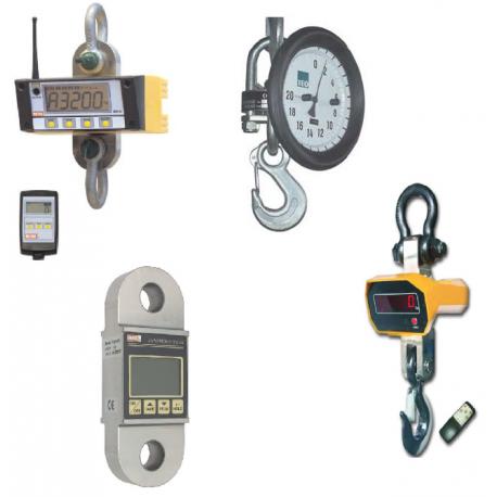 Dynamomètre digitaux et mécaniques
