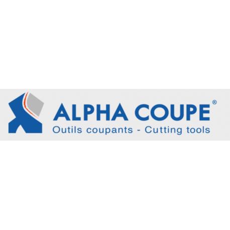 OUTILS COUPANTS ALPHA COUPE